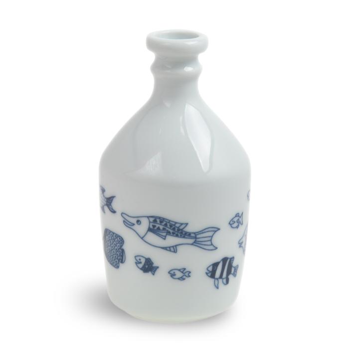 波佐見焼 北欧食器 和食器 おしゃれ natural69 cocomarine ミニコンプラ瓶